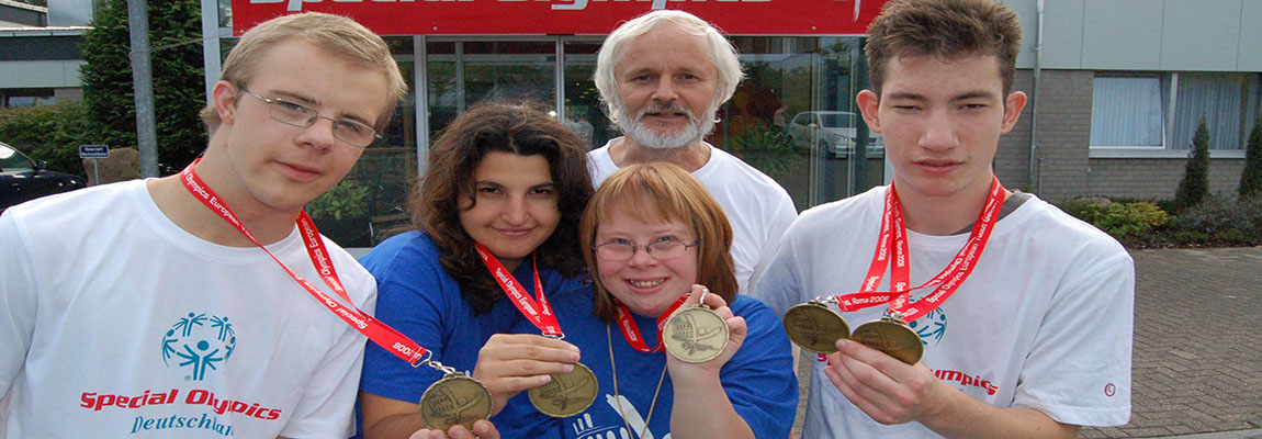 Special Olympics in Rom (2005)