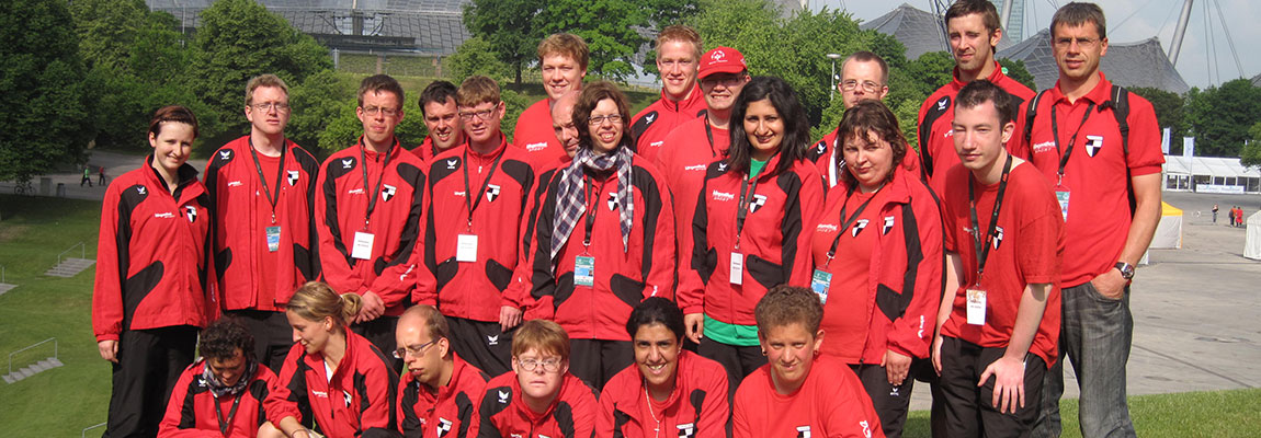 Special Olympics Team München (2012)