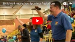 20 jahre integratives Sportfest